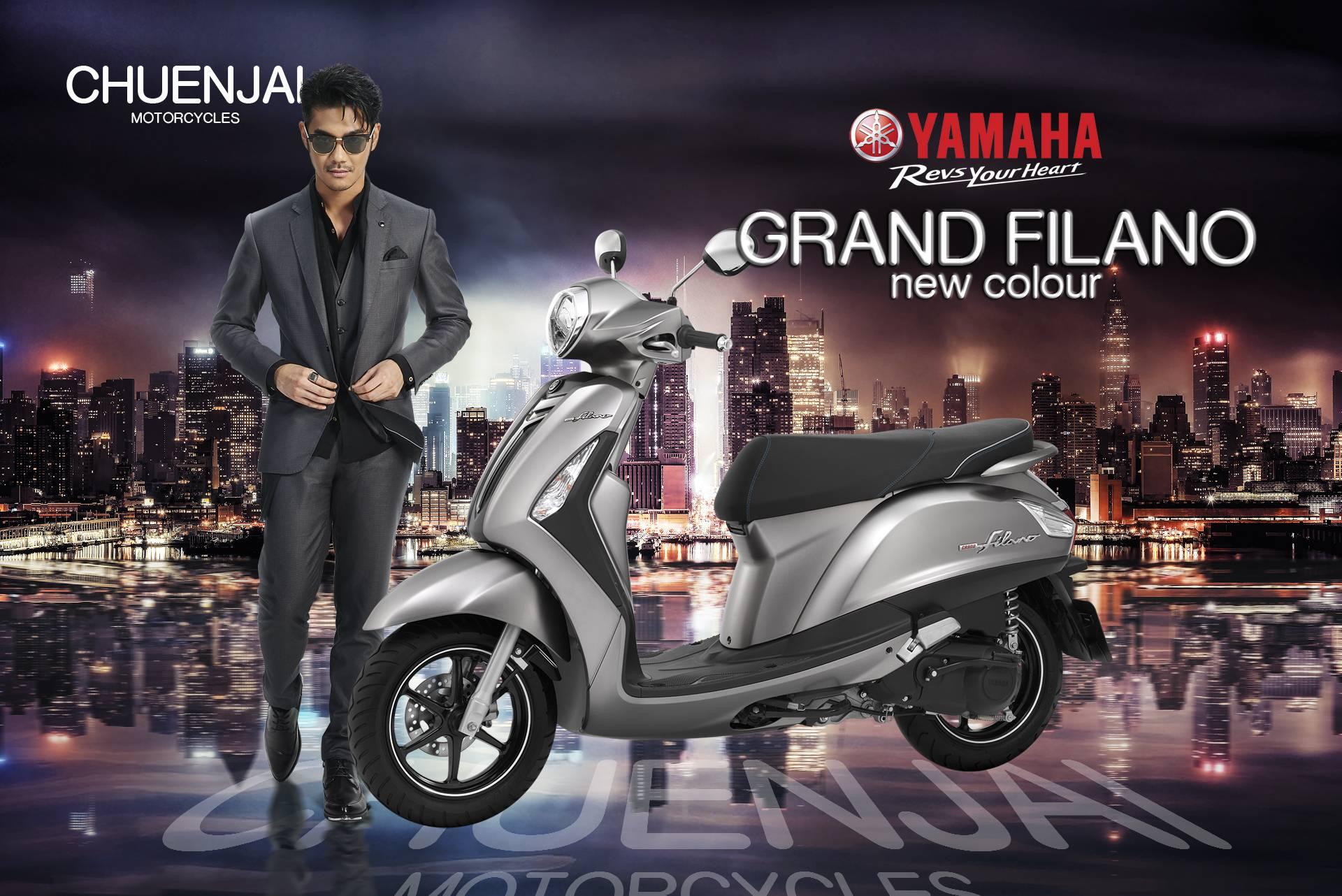 Yamaha Grand Filano SUPREMO
