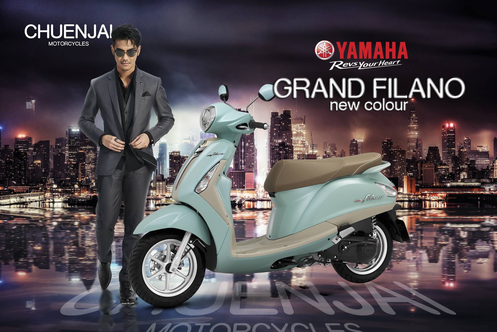 Yamaha Grand Filano CLASSICO